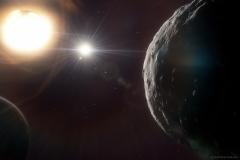 Kalla 5 from the moon Kalla 5b