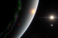 The planet Mukari-3
