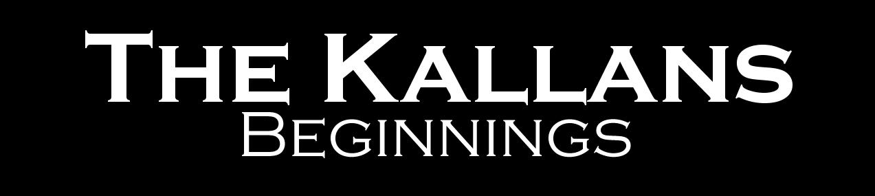 The Kallans - Beginnings Logo