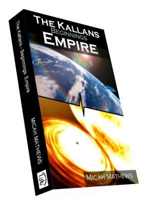 The Kallans - Beginnings: Empire - Pocketbook size
